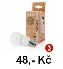 TESLA LIGHTING led žárovky se slevou až 40%
