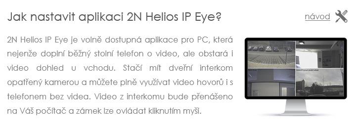 2N: technický bulletin červen 2017, představujeme zajímavá technická řešení s produkty Helios IP