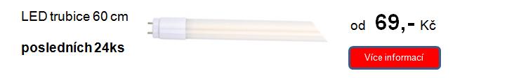 TESLA LIGHTING  výprodej LED trubic již od 69,- Kč - omezený počet ks
